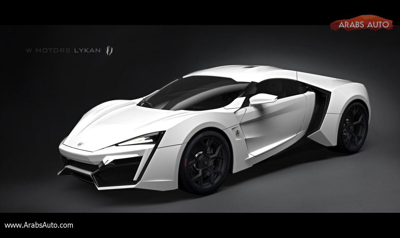 صورة السيارة العربية لايكان بسعر 3.4 مليون دولار فقط!