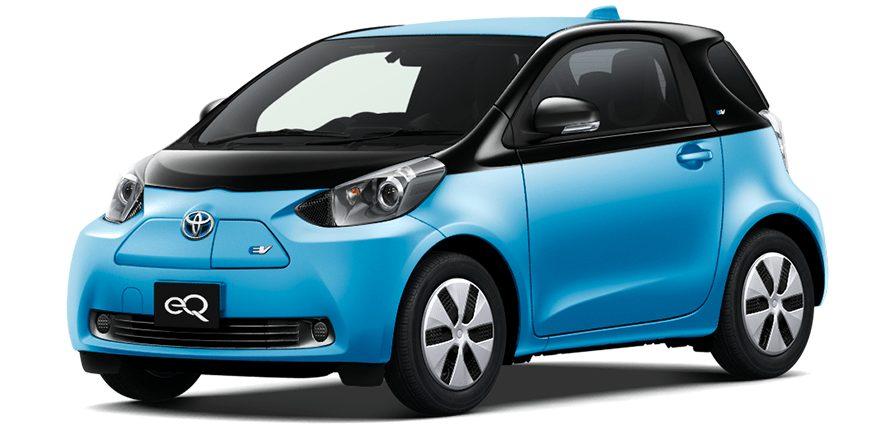تحتوي هذه الصورة على سمة alt فارغة; اسم الملف هو Toyota-iQ-EV.jpg