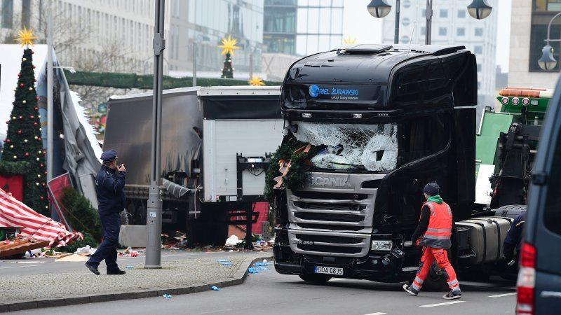 صورة تقنية التوقف التلقائي انقذت العديد من الأرواح في هجوم برلين