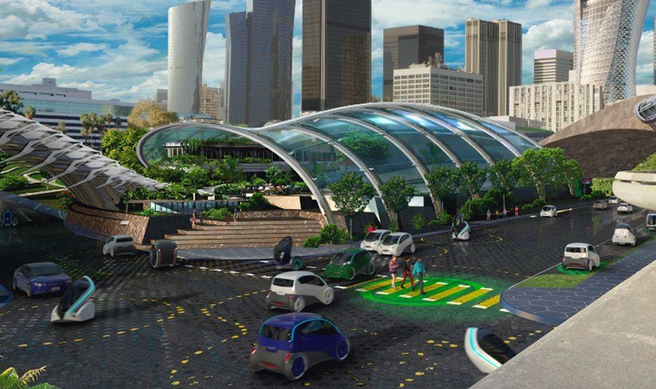 مدينة المستقبل من فورد