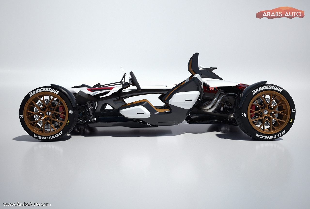 Honda Project 2&4 Concept 2015