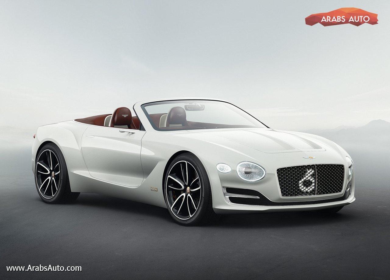صورة بنتلي EXP 12 Speed 6e، مستقبل السيارة الكهربائية الفاخرة