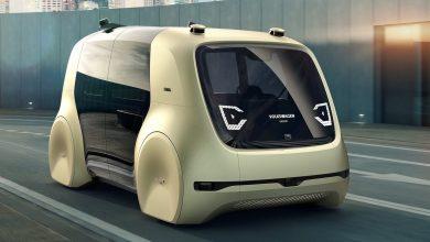 صورة فولكس واجن سيدريك: سيارة الغد، في مدينة المستقبل