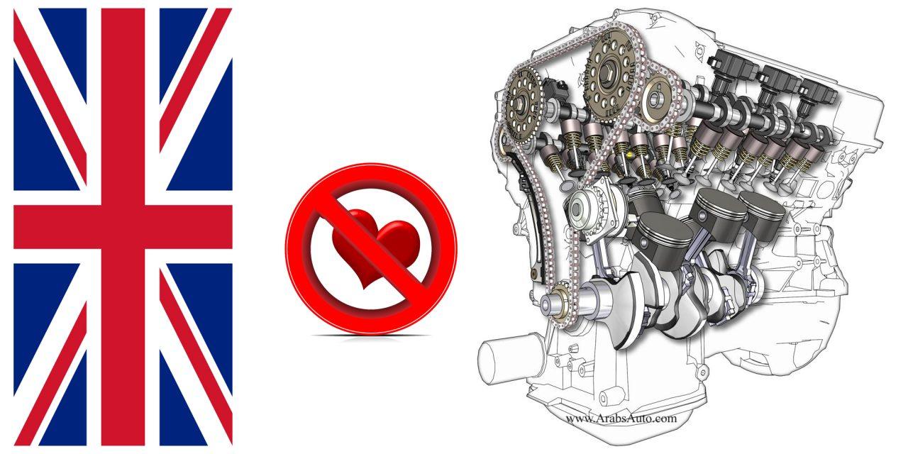 صورة حزبان بريطانيان يعدان بإيقاف محركات البنزين والديزل