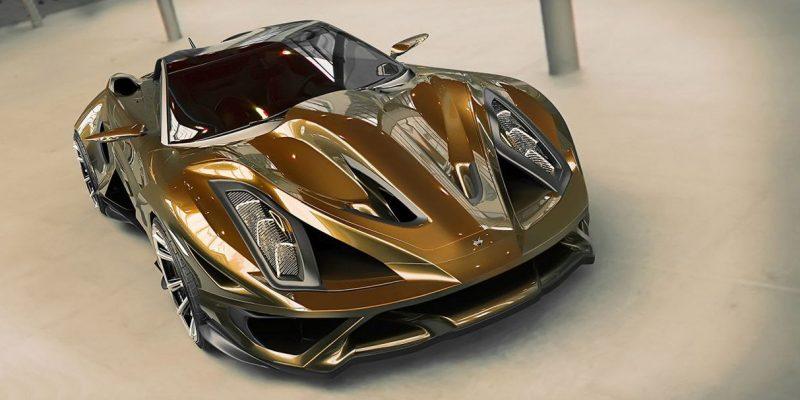 تصميم السيارات، قدرات عربية فذة تنتظر التطوير 3 حسين الجمازي