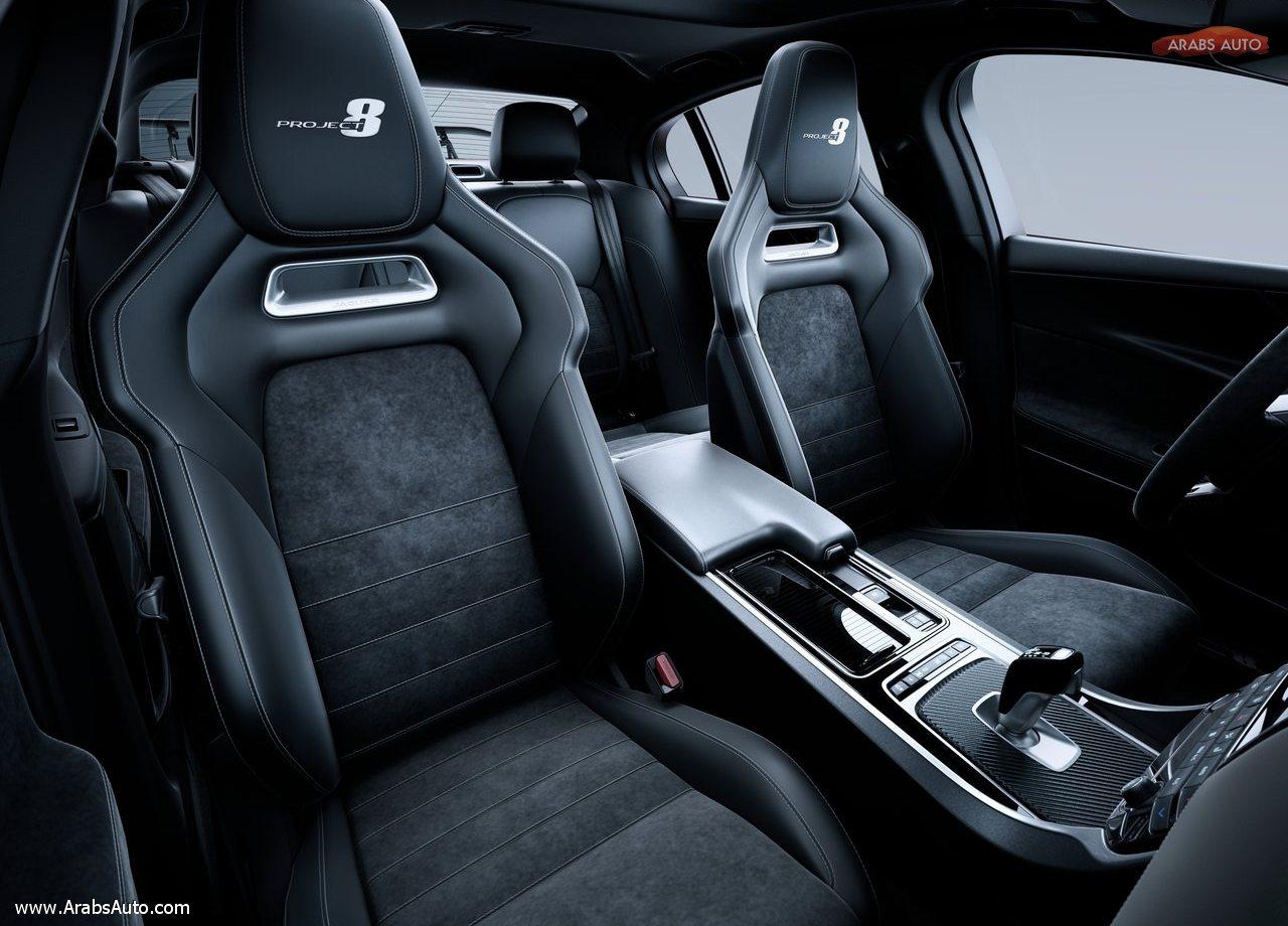 سيارة جاكوار XE SV Project 8