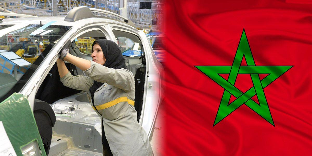 صورة رينو تصدّر مليون سيارة مصنوعة في المغرب