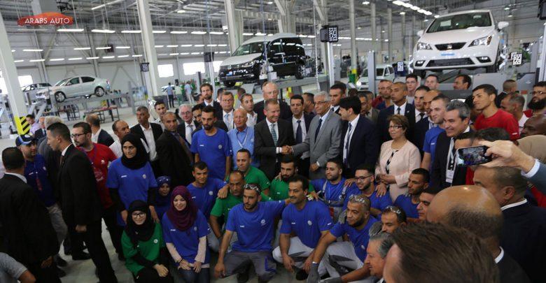 تدشين مصنع سوفاك فولكسفاغن في الجزائر