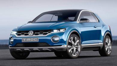 فولكسفاغن تي روك Volkswagen T-Roc 2018