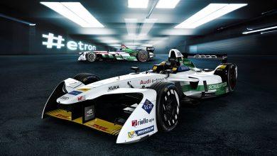 صورة أودي تقدم سيارة الفورمولا Audi e-tron FE04 الجديدة