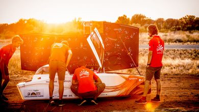 صورة نيون سولار يحقق الفوز السابع لهولندا في سباق الطاقة الشمسية