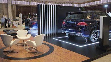 صورة سيارات مرسيدس-بنز الشرق الأوسط تبادر برعاية المؤتمر الدولي الثالث لمركبات المستقبل
