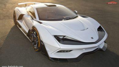 صورة سيارة أمريكية خارقة جديدة بقدرة تزيد عن 1000 حصان!