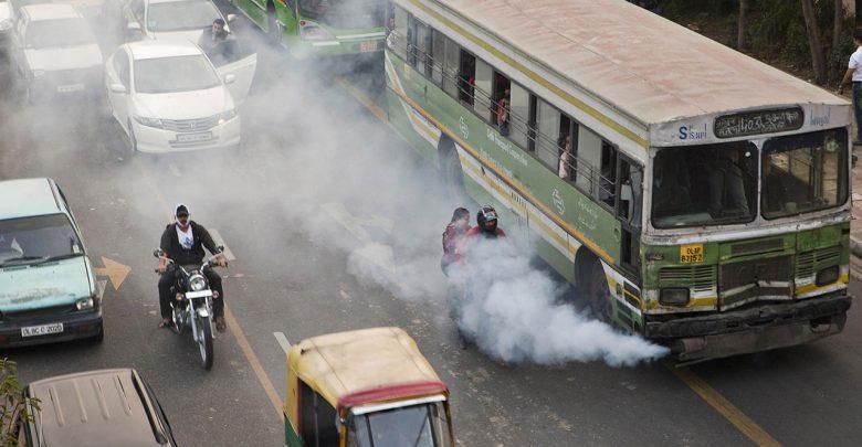 صورة الهند تعالج التلوث بالانتقال من بهارات 4 إلى بهارات 6