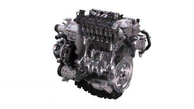 صورة محرك مازدا الجديد، بلا شمعات احتراق، وأنظف من المحركات الكهربائية!