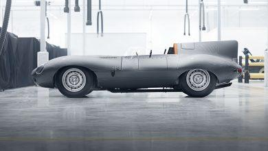 صورة جاكوار تعود لإنتاج سيارة السباق الأسطورية D-TYPE