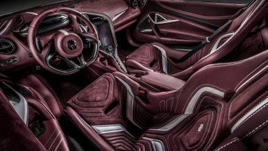 صورة مقصورة أجمل سيارة خارقة في العالم أصبحت أفخم، شاهد الصور ومتّع نظرك!