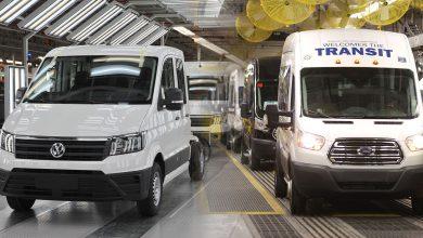 صورة فولكس واجن وفورد تعلنان شراكة استراتيجية لتطوير وإنتاج الشاحنات