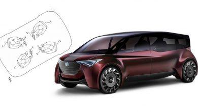 صورة تويوتا تقترح سيارة كهربائية يمكنك شحنها بالتمارين الرياضية!
