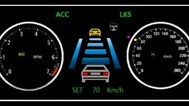 صورة فيديو: شرح مبسط لنظام تثبيت السرعة المتكيّف