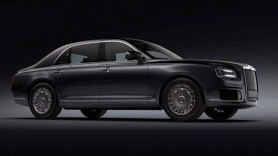 سيارة أوروس سينات الروسية