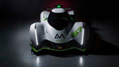 صورة سبايس إكس: سيارة سباقات كهربائية في مُتناول يدك
