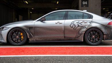 جاكوار XE SV Project 8 أسرع سيارة سيدان في العالم