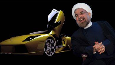صورة لامبورغيني مورشيلاغو الإيرانية، ومشروع صاروخ جديد!