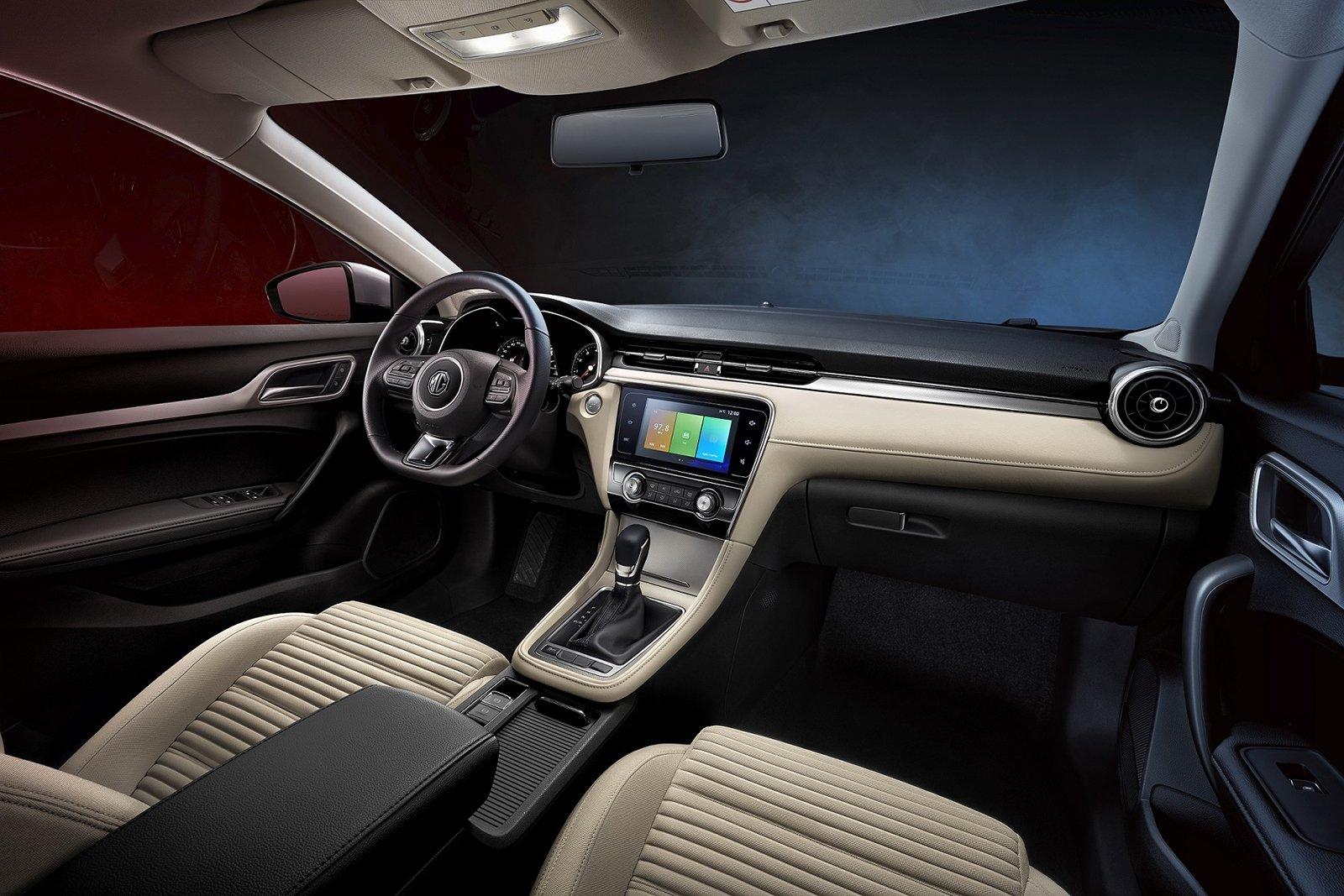 Image 3 Mg6 2019 Interior Arabs Auto