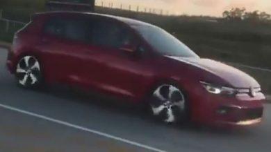 صورة فولكس واجن جولف الجديدة للعام 2020، فيديو بسيط يعد بسيارة رائعة