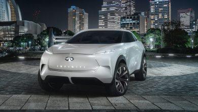 صورة انفينيتي تُحضّر للكشف عن سيارة كهربائية جديدة في معرض ديترويت 2019