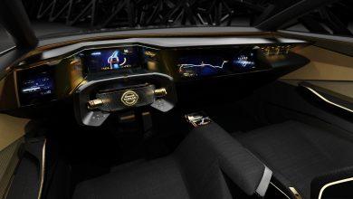 صورة سيارة سيدان جديدة من نيسان في معرض شنغهاي 2019
