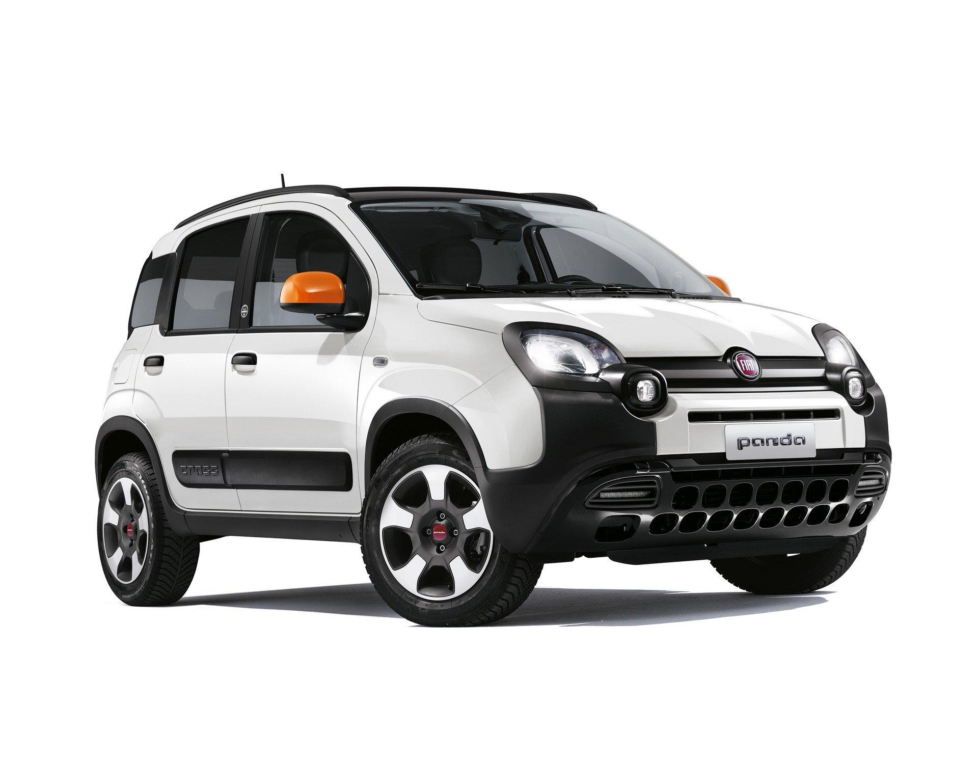 2019 Fiat Panda Coneected 1 Arabs Auto