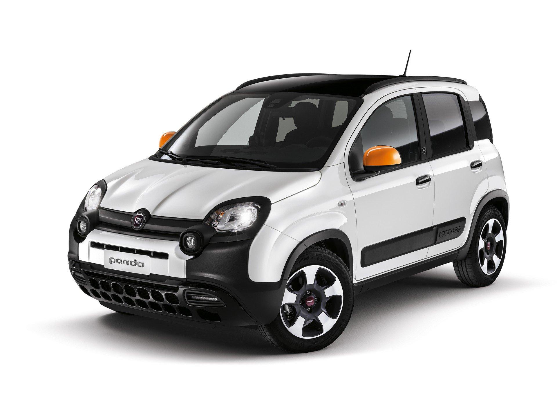 2019 Fiat Panda Coneected 12 Arabs Auto