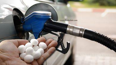 صورة نفثالين في البنزين، ما النتيجة؟