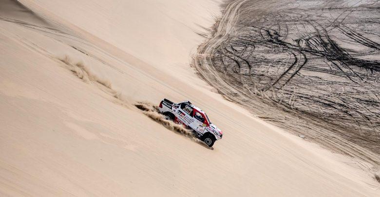 صورة رالي قطر الصحراوي: العطية يُسجل أسرع الأوقات لليوم الثالث على التوالي