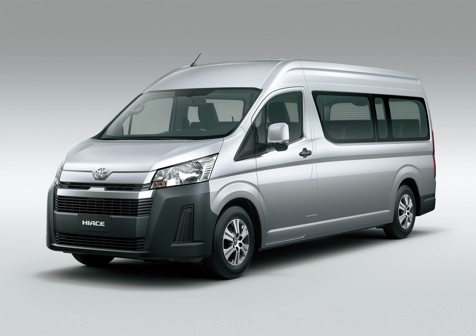 Toyota Hiace 2020 14   Arabs Auto