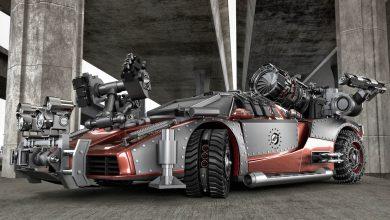 صورة تصميم السيارات في الأردن
