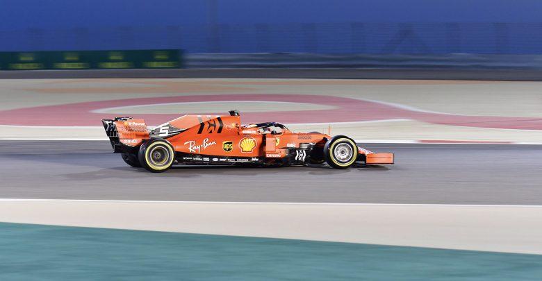 صورة إلغاء حضور المُتفرجين لـ فورمولا 1 البحرين