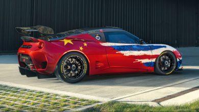 صورة سيارات لوتُس قد تُصنع في الصين