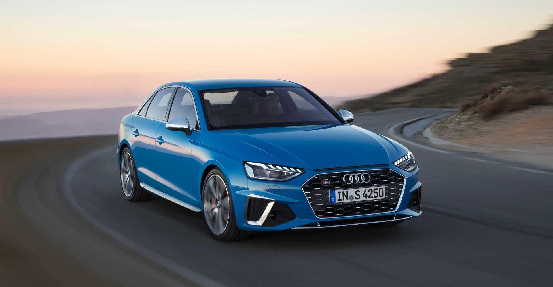 أودي ايه 4 الم حس نة للعام 2020 التفاصيل الأولية والأسعار Arabs Auto