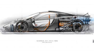 صورة غوردن موراي سيسترجع أمجاد ماكلارين اف 1 بسيارة جديدة