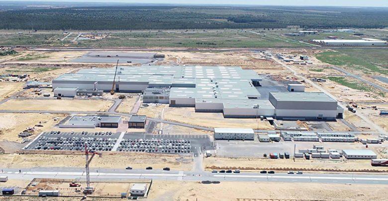 صورة تدشين مصنع بيجو سيتروين في قنيطرة المغرب
