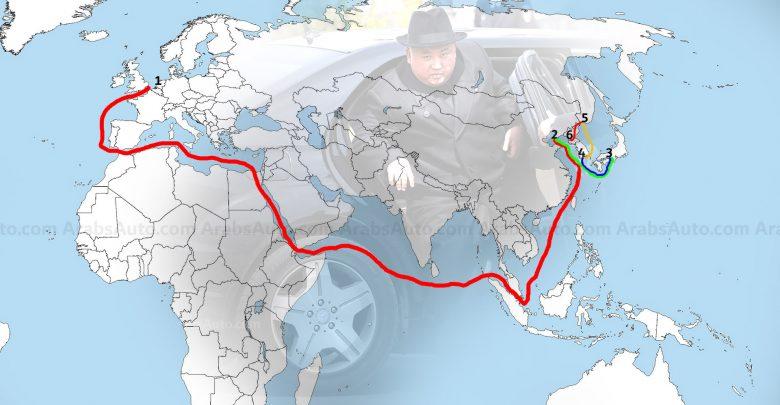 صورة كيف حصل زعيم كوريا الشمالية على مايباخ مصفحَّة بنصف مليون دولار؟