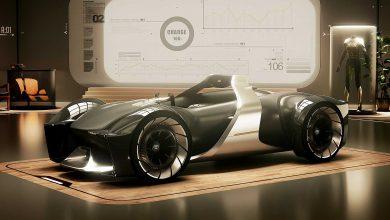 صورة ما الهدف من اختبارية تويوتا e-Racer؟