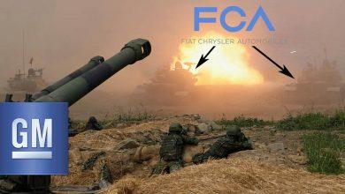 صورة جنرال موتورز تُقاضي فيات كرايسلر، الحرب لم تعُد باردة!