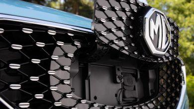 صورة إم جي موتور تطلق سيارتها الكهربائية الأولى للشرق الأوسط