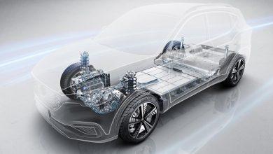 صورة سيارة ام جي موتور الكهربائية الأولى قادمة .. الأسبوع القادم