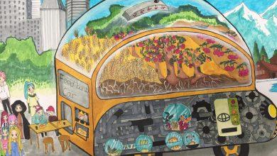 صورة مسابقة تويوتا الفنية لرسم سيارة الأحلام.. للأطفال