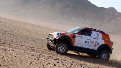 صورة اليوم الأول من رالي العلا – نيوم الصحراوي، سعيدان في المُقدمة وألونسو رابعًا!